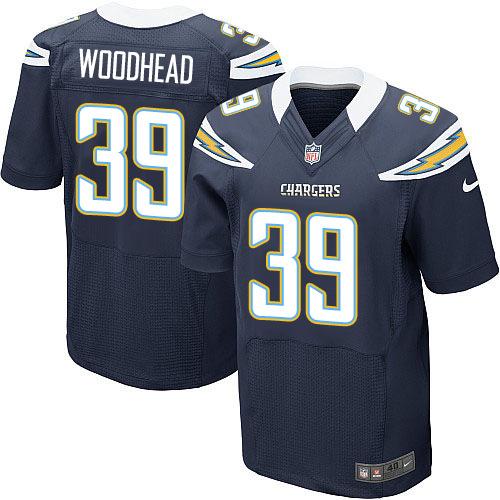 13b0e7142 ... 39 Nike Elite Danny Woodhead Mens Jersey - NFL San Diego Chargers Home Navy  Blue ... Mens Nike Los Angeles ...